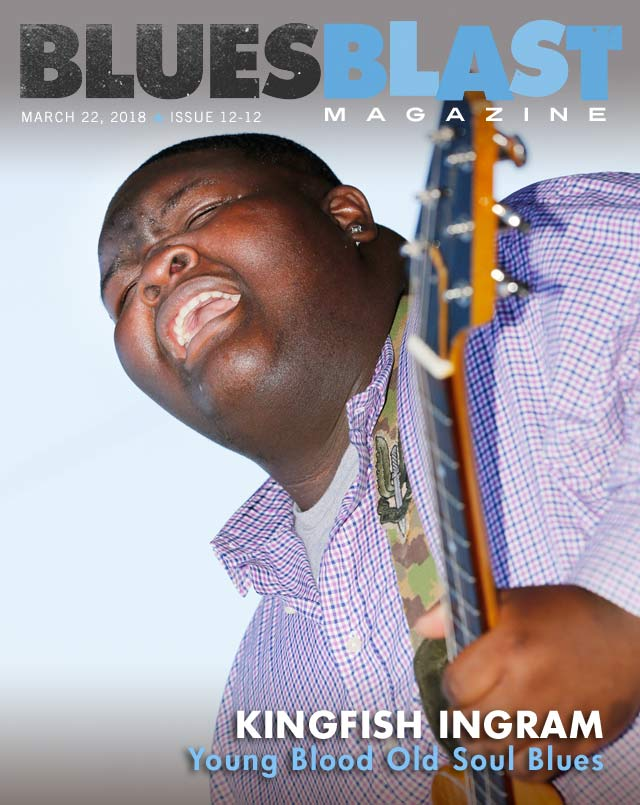 Kingfish Ingrim magazine cover image