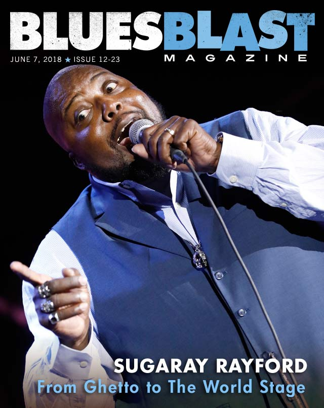 sugaray rayford cover photo