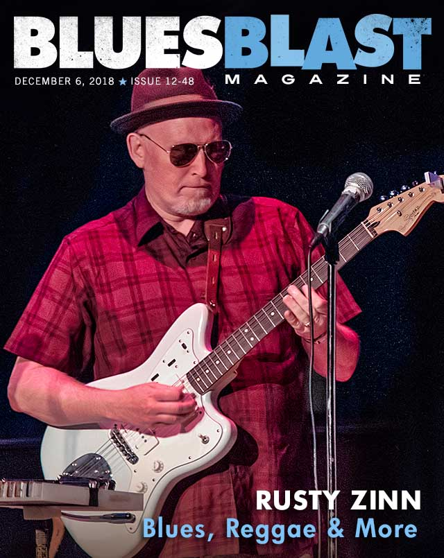 rusty zinn cover photo