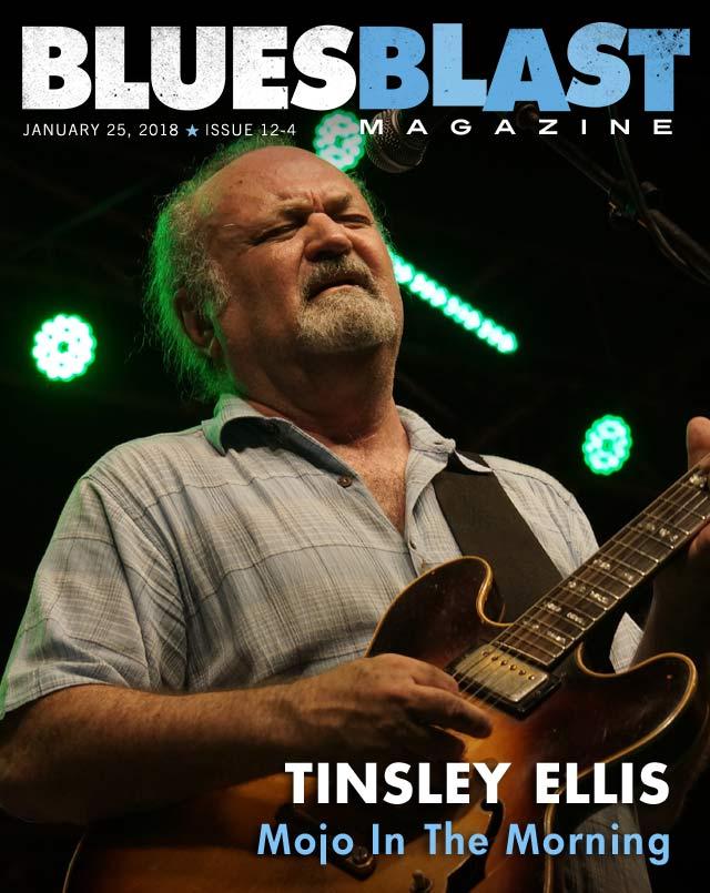 Issue 12- 4 January 25, 2018 – Blues Blast Magazine