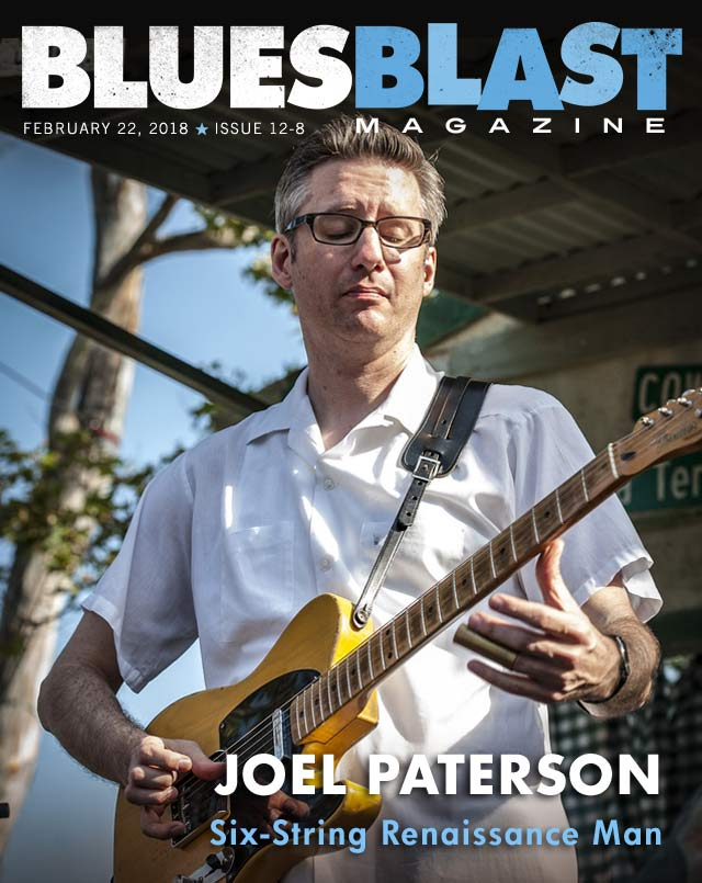 Joel Paterson cover photo