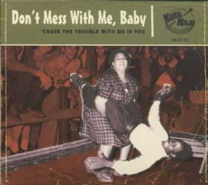 don't mess with me baby cd image