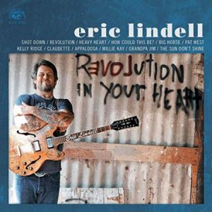 eric lindell cd image