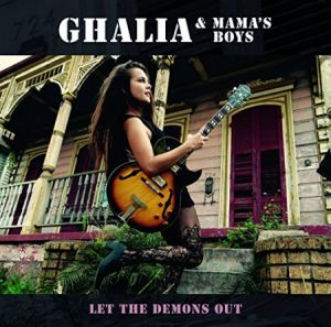 ghalia & mommas boys cd image