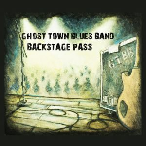 ghost town blues band cd image