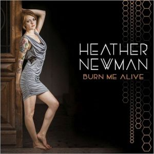 heather newman cd image