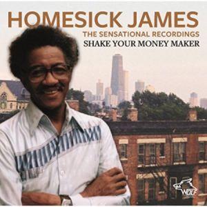 homesick james cd image
