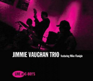 jimmie vaughan trio cd image
