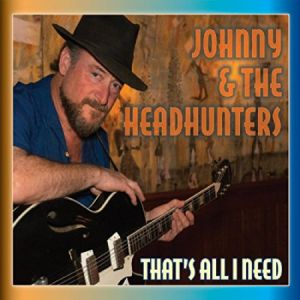 johnny and the headhunters cd image
