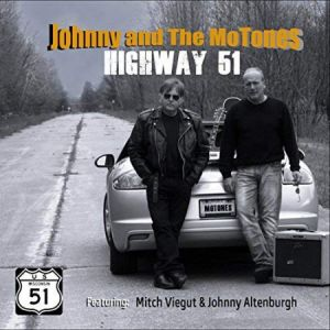 johnny and the motones cd image