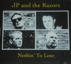 jp and the razord cd image