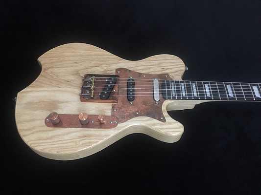 bob kieser guitar image 3