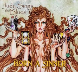 judy sings the blues cd image