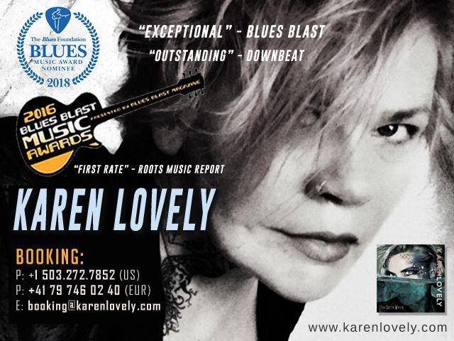 karen lovely ad image