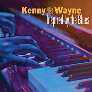 kenny blues bloss wayne cd image