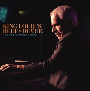 king louie's blues revue cd image