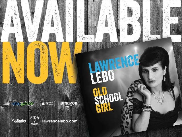 lawrence lebo album advertisemsnt image