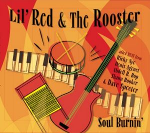 lil' red & the rooster cd image
