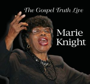 marie knight cd image