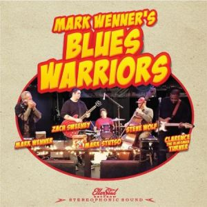 mark wenner blues warriors cd image