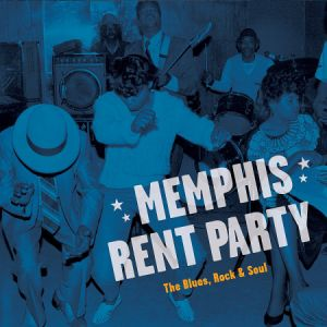 memphis rent party cd image