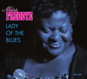 miss freddye cd image