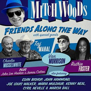 mitch woods cd image