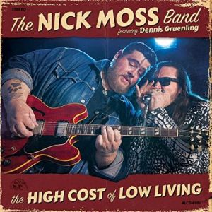 nick moss band cd image
