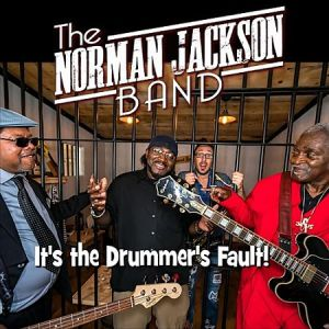 norman jackson band cd image