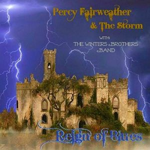 percy fairweather cd image
