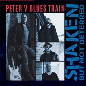 peter v blues train cd image