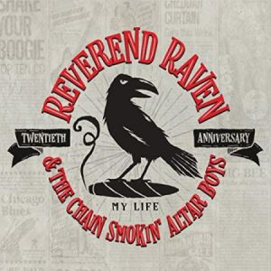 reverend raved cd image