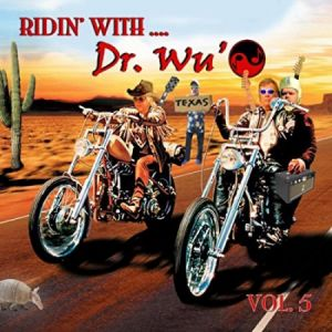 ridin with dr wu cd image