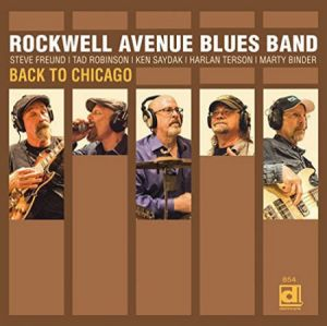 rockwell ave blues band cd image