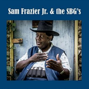 sam frazier cd image