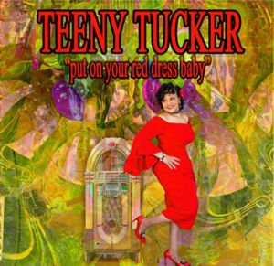 teeny tucker cd image