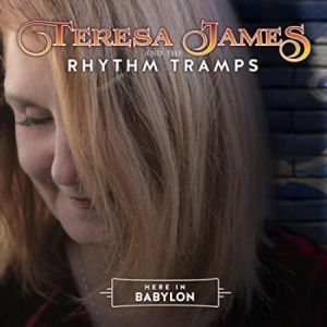 teresa james cd image