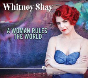 whitney shay cd image