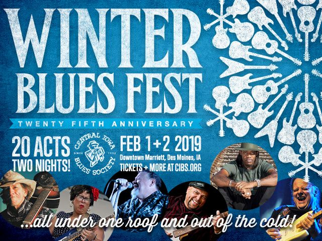 winter blues fest ad image