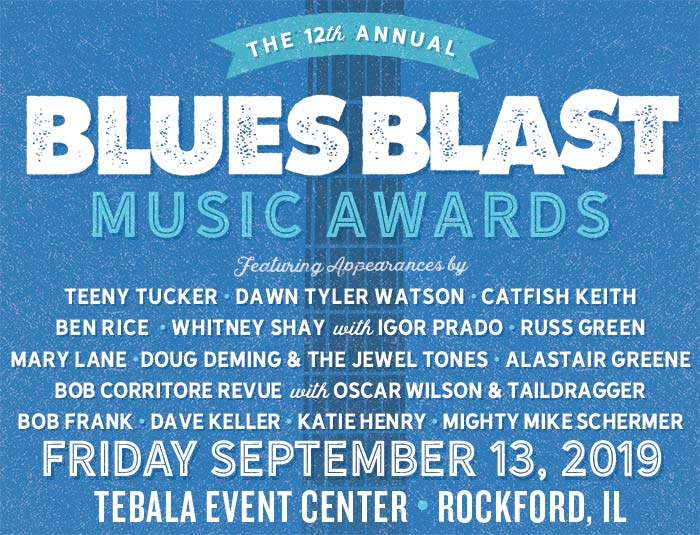 blues blast awards ad image