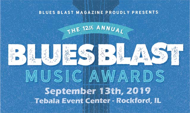 Blues Blast Awards logo