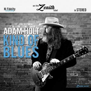 Adam Holt Cd review image