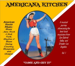americana kitchen cd image
