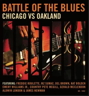 battle of the blues cd image