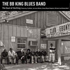 BB KING BLUES BAND CD IMAGE
