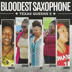 bloodest saxaphone cd image