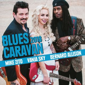blues caravan cd image