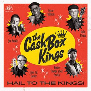 cash box kings cd image