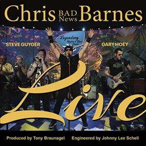chris bad news barned cd image