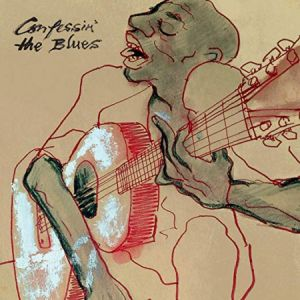 confessin the blues cd image